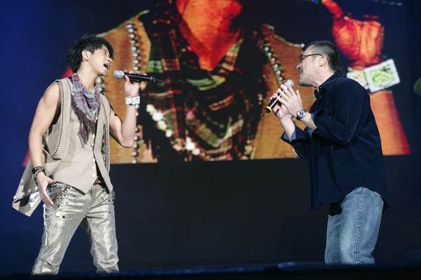 光良第一次台北演唱會