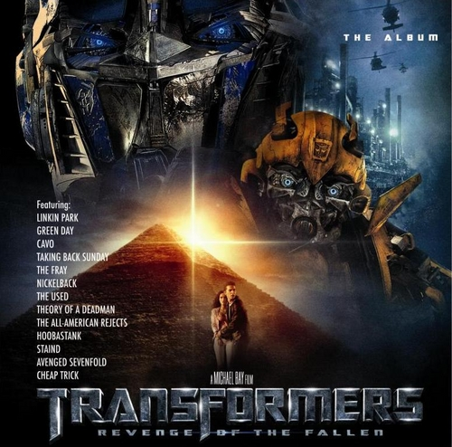 Transformers Revenge of the Fallen album.jpg