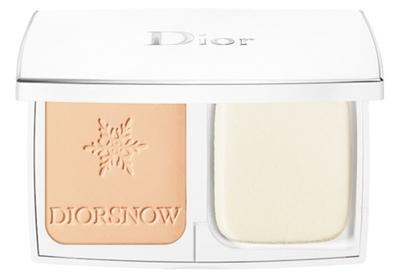 迪奧雪晶靈極緻透白粉餅32462