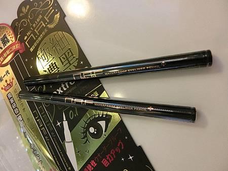 N.A.F 0.1極細豔黑防水眼線液筆(第三代全新升級版)