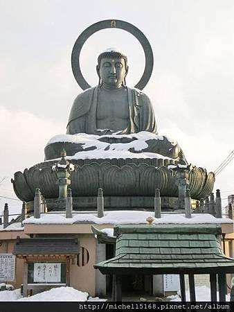 日本北陸--高岡大佛