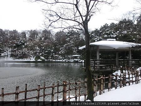 日本北陸-高岡古城公園