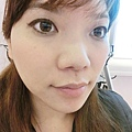 Miss Hana 花娜小姐 立體光感紗粉餅 11g+Miss Hana 花娜小姐 快乾防暈絲絨煙燻旋轉眼膠筆 0.35g