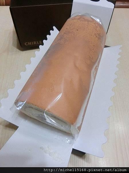 查理布朗烘培:流淚芋泥捲