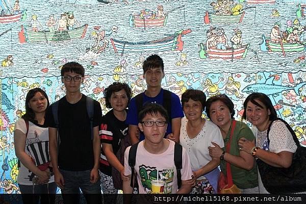 香港《威利在哪裡? 》