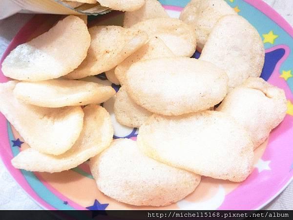 農心鮮蝦片餅乾