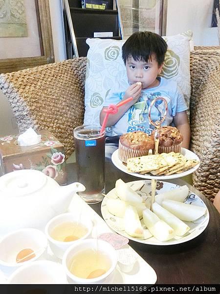 夏戀礁溪美嘉美 - 南洋柚木SPA池溫泉+下午茶