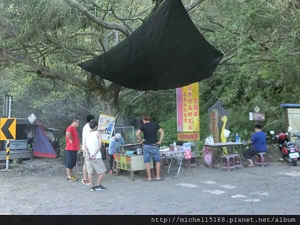 宜蘭五峰旗:礁溪香腸伯大腸包小腸