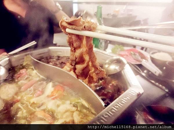 中國瘋實料火鍋
