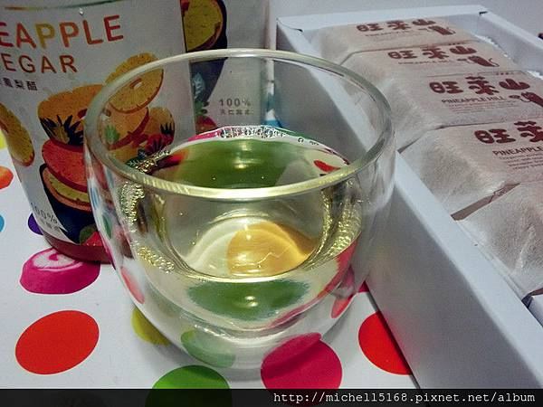 旺萊山土鳳梨酥/100%天然釀造鳳梨醋