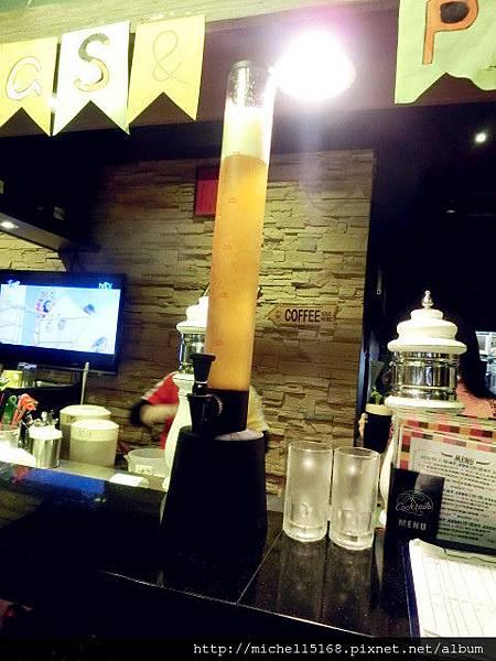 麥晶鮮釀啤酒創意料理餐廳