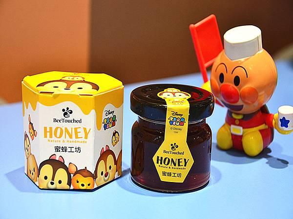 蜜蜂工坊迪士尼tsum tsum系列手作蜂蜜新登場