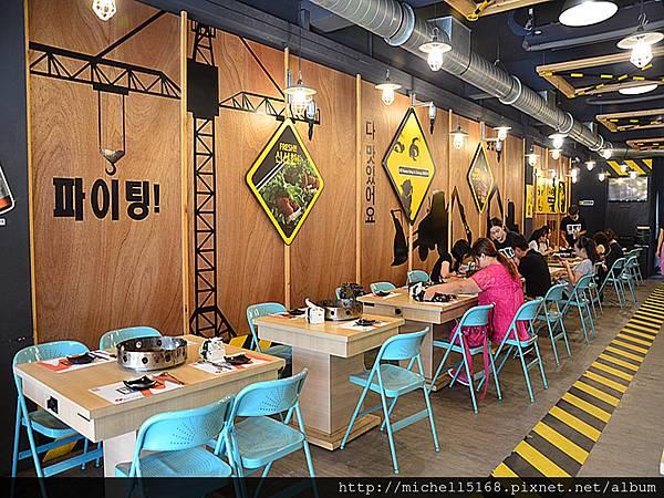 OMAYA莊敬店--藝文特區韓式料理