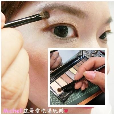 巴黎萊雅時裝週必備:純色訂製奢華唇釉/10色眼影盤/眉筆