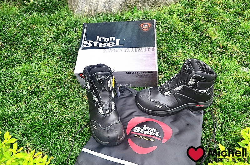 IronSteel工作安全鞋