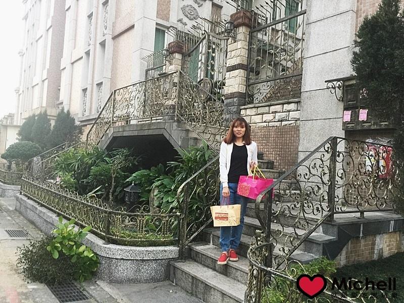 RIVON禮坊:迎豐小巴+金燦雙層禮盒