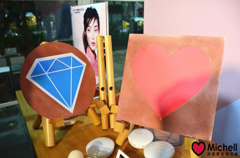 【植村秀】色彩工作室 全新腮紅霜+3D立體修容盤