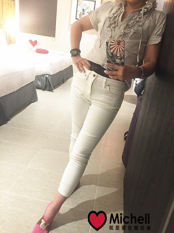 【婭薇恩】微晶SIICAP潤白十八鑽完型褲