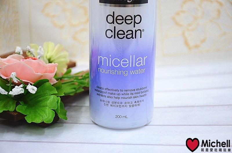 露得清深層淨化溫柔泉潤卸妝水