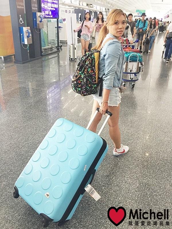 MJBOX行李箱