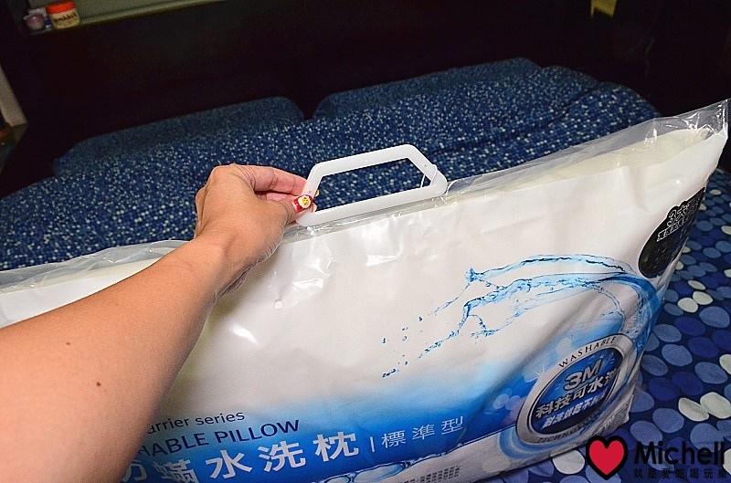 【3M】新一代防蹣水洗枕心(標準型)