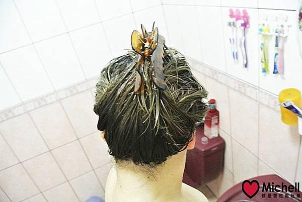 沙萱泡泡氣墊護髮