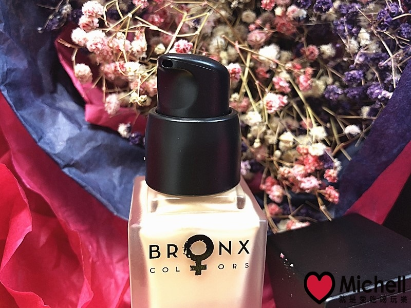 Bronx colors無瑕粉底液