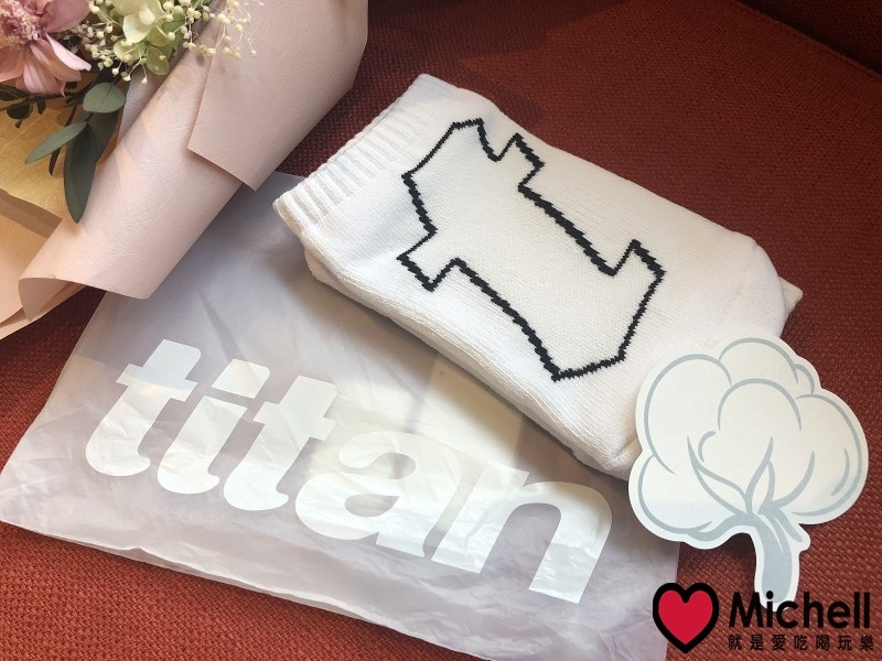 titan太肯運動襪