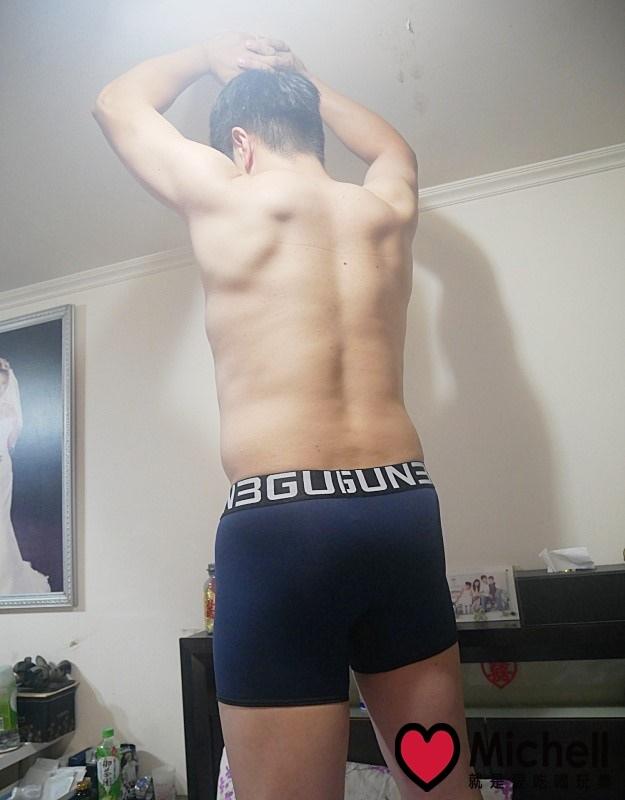 3GUN男性內褲