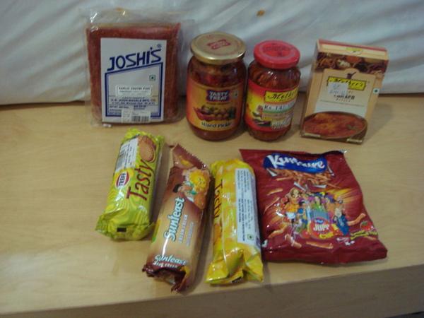 戰利品from indian market