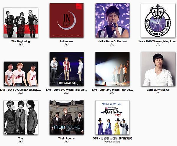 JYJ Album art