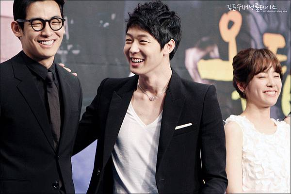 Yuchun Rooftop Prince Press Conference
