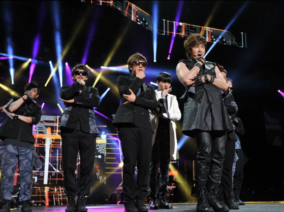 Kpop festival - Music Bank Hong Kong 2012