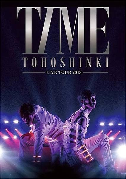 TVXQ - Tohoshinki Live Tour 2013 -TIME- (Normal Edition)