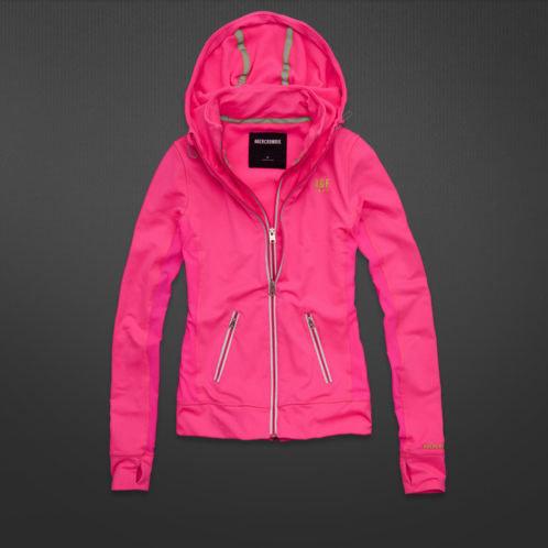 a&f active full zip hoodie