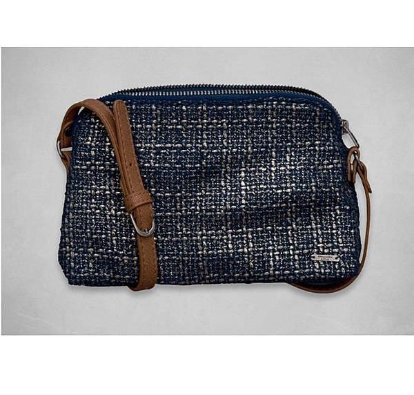 Crossbody Bag NAVY SHINE