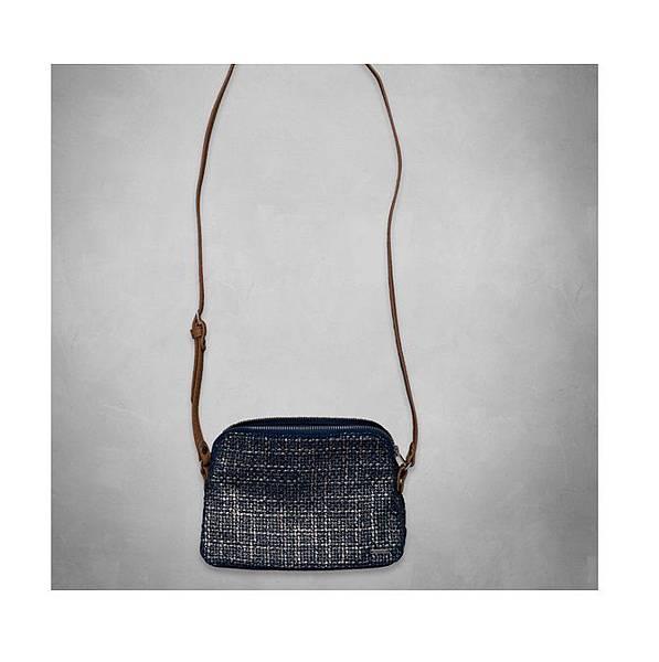 Crossbody Bag NAVY SHINE-3