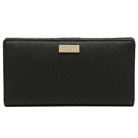 Kate_Spade_Laurel_Way_Stacy_Wallet_Black_WLRU2673_1