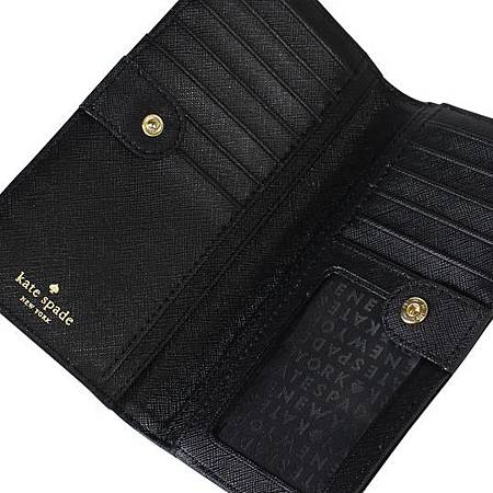 Kate_Spade_Laurel_Way_Stacy_Wallet_Black_WLRU2673_2