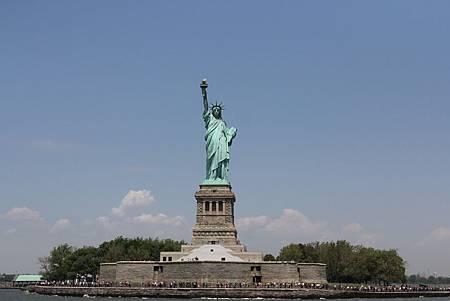 NYC 自由女神