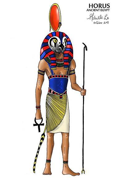 河洛斯 Horus