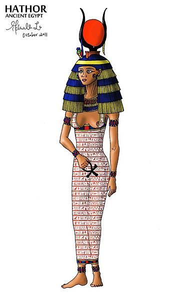 哈索爾 Hathor