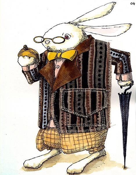 The White Rabbit1
