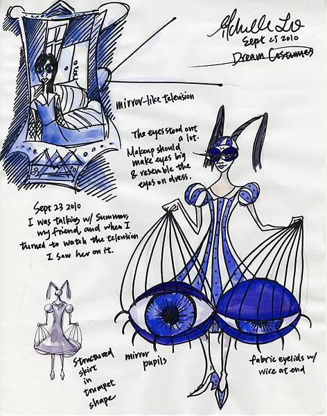 Dream Costume001