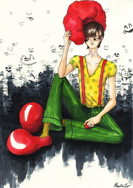 2012.10.11 Clown