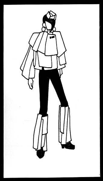 09 disguises waist