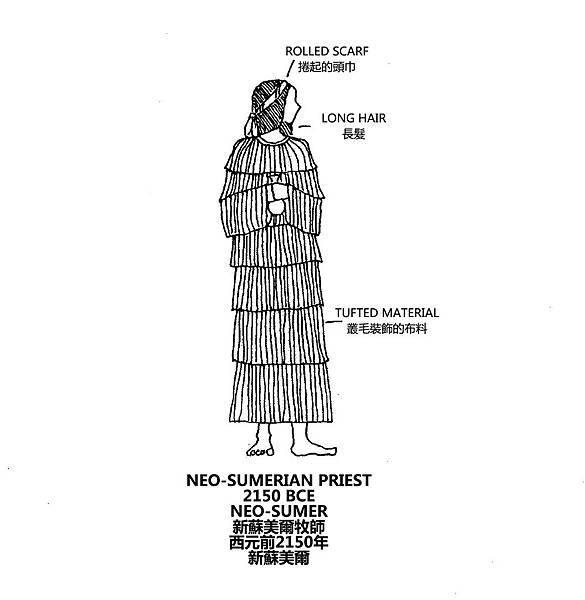 0004 Neo-Sumerian Priest