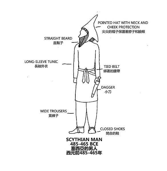 0014 Scythian Man