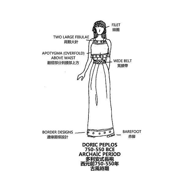 0060 Doric Peplos