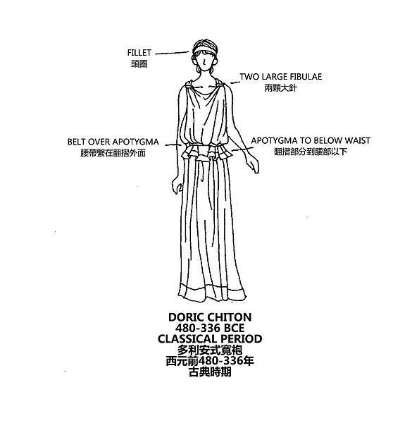 0063 Doric Chiton